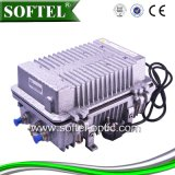 SA822 New Arrival Bi-Directional RF Distribution CATV Amplifier with Two Outputs, CATV Power Amplifier