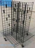 Wholesale Wire Metal Grid Slatgrid Floor Display Stand