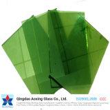 4mm 6mm 8mm Dark Green Reflective Glass