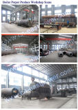 Industrial Gas and Diesel Oil Fired Steam Boiler or Hot Water Boiler