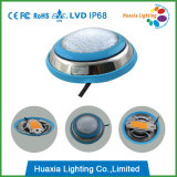 18W Stainless Steel Remote Control Blue LED Swimming Pool Lamp