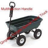 Multifunction Handle Garden Dump Cart for Sale