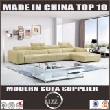 Hot Sale Living Room Furniture Leather Couch