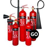 ISO En Kitemark Standard Carbon Steel and Alloy Steel CO2 Fire Extinguisher