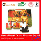Funny Animal DIY Magnetic Puzzle with Factory Price