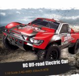 147727-1-10 Scale 2.4G 4CH 4WD Electric Racing Car