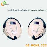 Super Silent Intelligent Robotic Vacuum Cleaner with Remote Control
