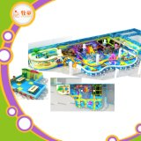 En1176 Child Plastic Soft Indoor Amusement Play Center