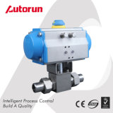 Pneumatic Actuated High Pressure Ball Valve