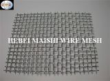Stainless Steel Crimped Wire Mesh 1.2mm Diameter With 6mm Opening