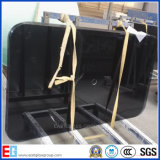 Tempered Dark Gery Float Tinted Glass 6mm for Table Top