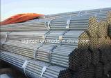 Galvanized Steel Pipe, Round Galvanized Steel Pipe
