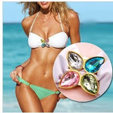 High Quality and Beautiful Bikini with Diamond