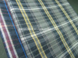 100% Cotton Yarn Dyed Flannel Fabric for Shirt