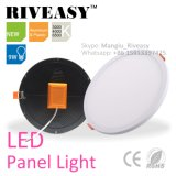 Ce/RoHS 9W Round Ceiling LED Panel Light for Indoor
