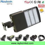 150W/200W/250W/300W High Power Shoe Box LED Street Lamp with Photocell