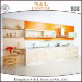 Modern Glossy Wood Kitchen Cabinet Furniture