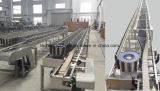Beverage Bottled Juice Production Line Inverted Bottle Sterilization Chain