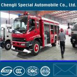 Isuzu Forest Fire Fighting Truck 8cbm Fire Emergency Truck