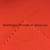 100% Cotton Flame Retardant Brushed Satin Fabric for Workwear