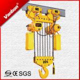 Single/Double Speed 20 Ton Electric Chain Hoist