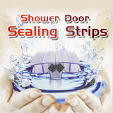 PVC Sealing Strip for Glass Shower Door