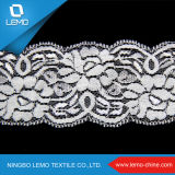 Lemo Champagne Lace Fabric, Latest French Lace Border Fabric