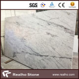 Imported River White Granite Slabs for Kitchen Prefab Coutnertops and Vanity Tops