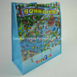 Printed Non Woven Carrier Bag (MX-BG1110)