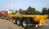 48 Feet Skeleton Container Semitrailer
