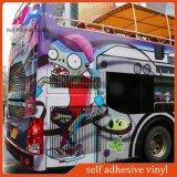 PVC Self Adhesive Vinyl Film for Digital Printing