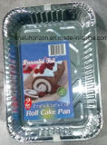 Healthy and Friendly Aluminum Roll Cake Pan