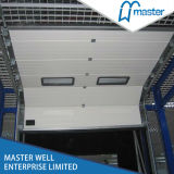 Commercial Industrial Stainless Steel Sectional Door