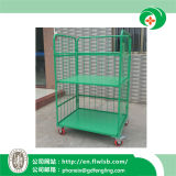 Hot-Selling Metal Cage Trolley for Warehouse by Forkfit