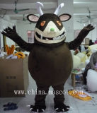 Fighting Devil Mascot Costume
