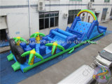 Boot Camp Inflatable Obstacle Course for Children