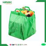 Folding Colorful Non Woven Shopping Cart Bag