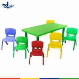 Colorful and Durable Plastic Kids Chair for Kindergarten