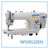 Wd-9910-D3 Direct Drive Lockstitch Sewing Machine with Auto-Trimmer