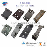 Qt500-7 Rail Base Plate for Fastening System