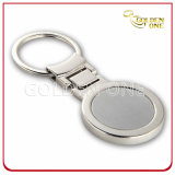 Fashion Design Zinc Alloy Key Chain with Twist Buckle