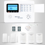 Hot! GSM+PSTN Intelligent Alarm System Support APP & Android Operation