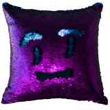Changeable Color Mermaid Cushion Cover