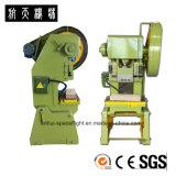 J23 Small mechanical Power Press Machine for Processing Metal Sheet
