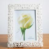 Fashion Crystal White Wedding Home Decor Photo Frame