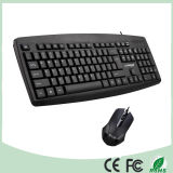 Promotional Ultra Slim Wireless Keyboard and Mouse Combo Set (KB-8100)
