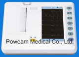 Hospital 6 Channel ECG Machine with Ce, ISO Certificate (EKG06A)
