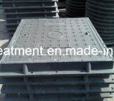 Fiberglass FRP GRP SMC Composite Manhole Cover with Frame