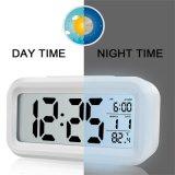 Digital Alarm Clock Battery Operated for Bedside