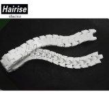 Har042680 Food Grade POM Plastic Flat Top Conveyor Chains